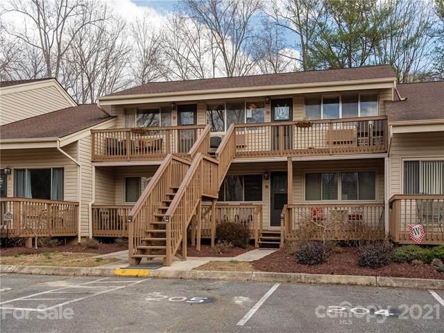 118 West Lake Drive #203, Lake Lure, NC 28746 (#3716146) :: Johnson Property Group - Keller Williams