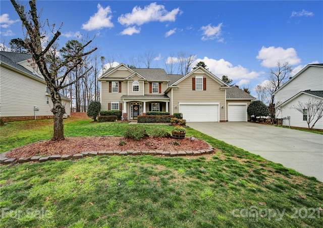 4013 Guardian Angel Avenue, Indian Trail, NC 28079 (#3716244) :: Keller Williams South Park