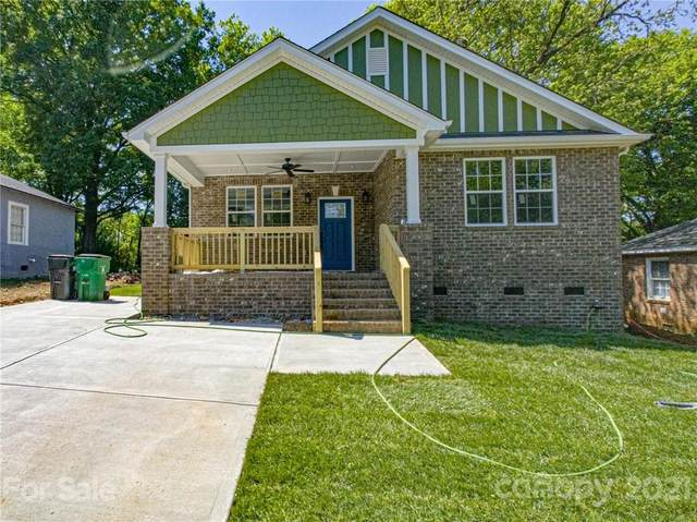 2613 Booker Avenue, Charlotte, NC 28216 (#3716288) :: The Premier Team at RE/MAX Executive Realty
