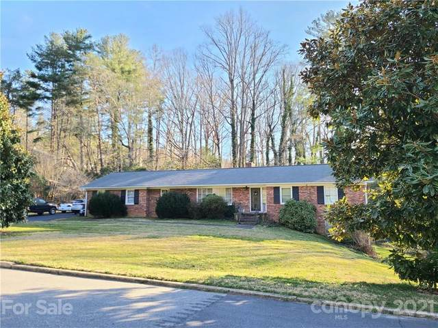58 Greenleaf Circle, Asheville, NC 28804 (#3716541) :: Rowena Patton's All-Star Powerhouse