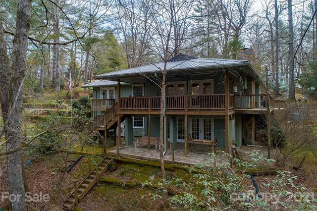 250 Evergreen Street, Brevard, NC 28712 (#3717449) :: Caulder Realty and Land Co.