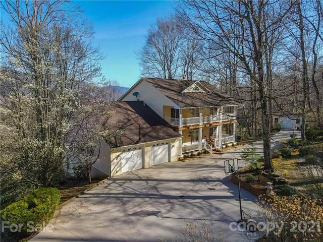 719 April Park, Waynesville, NC 28786 (#3717493) :: Modern Mountain Real Estate