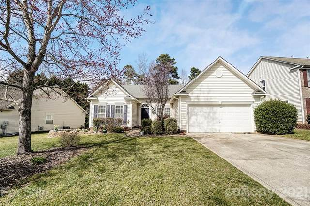 13443 Edgetree Drive, Pineville, NC 28134 (#3717586) :: The Ordan Reider Group at Allen Tate