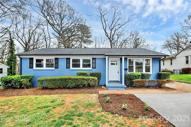 3415 Barringer Drive, Charlotte, NC 28217 (#3717594) :: Caulder Realty and Land Co.