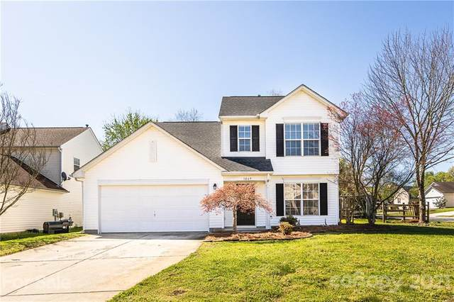1069 Meadowbrook Lane, Concord, NC 28027 (#3717599) :: Rhonda Wood Realty Group