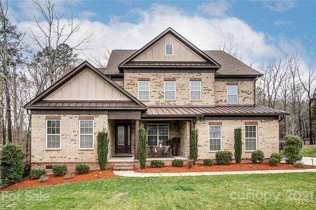 7716 Yellowhorn Trail, Waxhaw, NC 28173 (#3717688) :: Lake Wylie Realty
