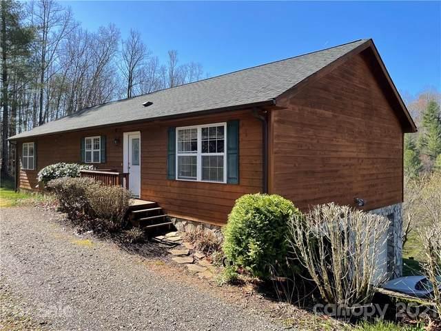 5 Hallaran Drive, Leicester, NC 28753 (#3718037) :: NC Mountain Brokers, LLC