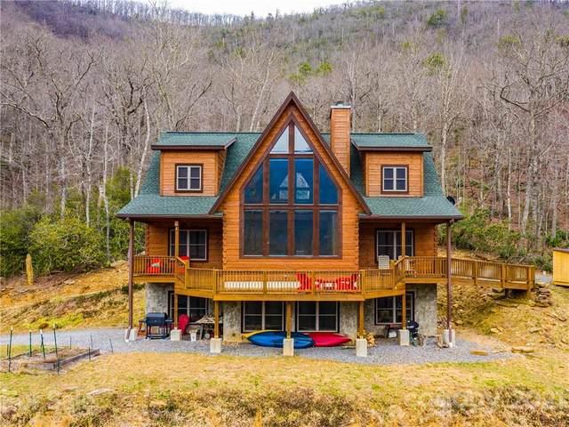263 Mt. Mitchell Drive, Burnsville, NC 28714 (#3718357) :: Modern Mountain Real Estate