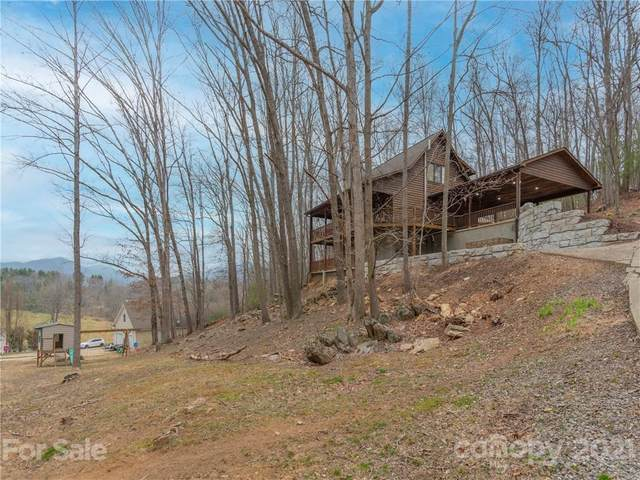 57 Peaceful Lane, Clyde, NC 28721 (#3718374) :: The Ordan Reider Group at Allen Tate