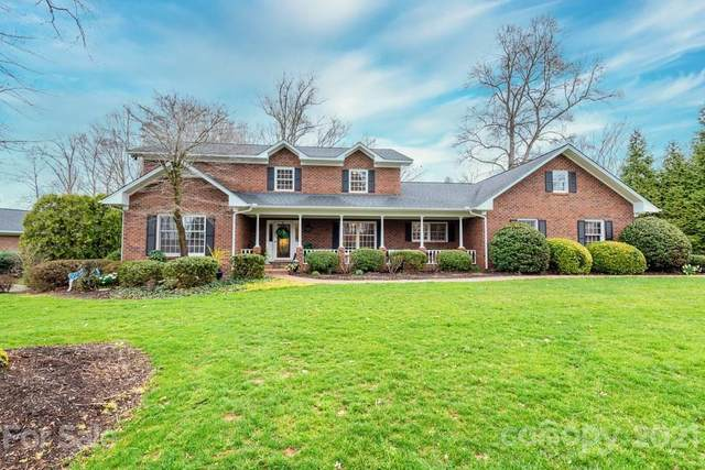 4010 4th Street Lane NW, Hickory, NC 28601 (#3718378) :: Carver Pressley, REALTORS®