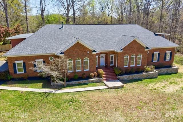 11600 Idlewild Road, Matthews, NC 28105 (#3718756) :: High Performance Real Estate Advisors