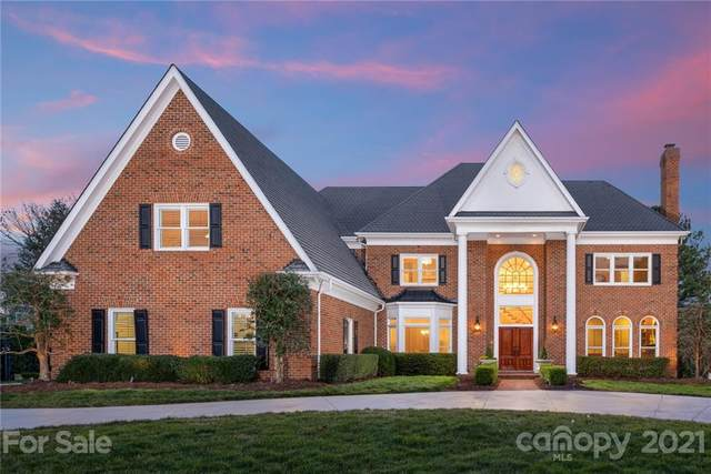 8731 Lake Challis Lane, Charlotte, NC 28226 (#3718806) :: The Ordan Reider Group at Allen Tate
