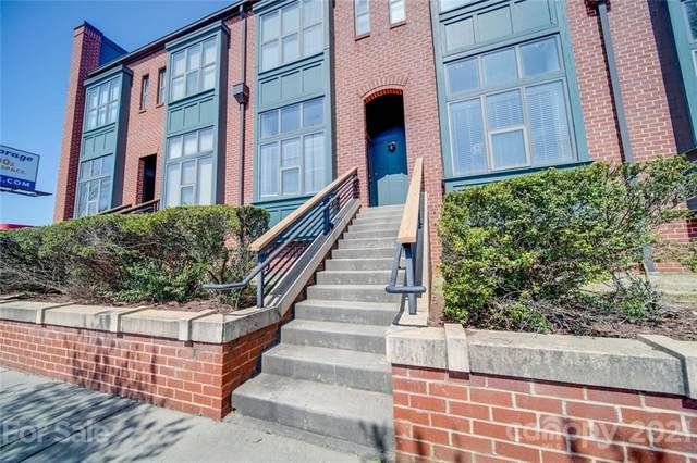 566 New Bern Station Court, Charlotte, NC 28209 (#3718921) :: MartinGroup Properties