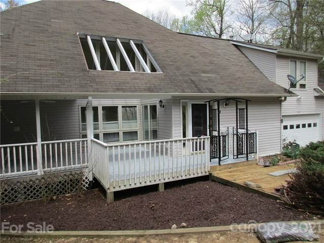 1202 Davis Mountain Road, Hendersonville, NC 28739 (#3719081) :: Ann Rudd Group