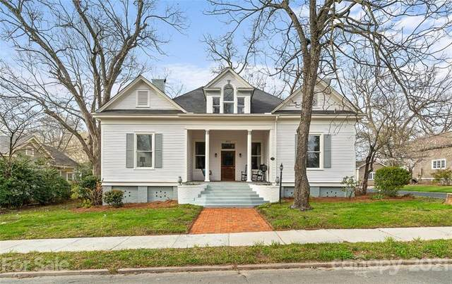 600 Franklin Street, Monroe, NC 28112 (#3719457) :: High Performance Real Estate Advisors