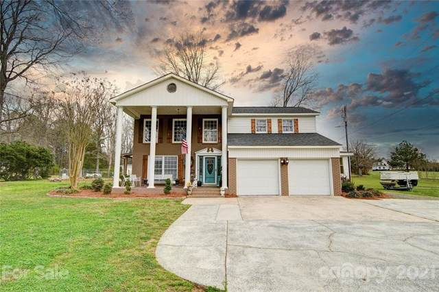 809 Doctor Blair Road, Marshville, NC 28103 (#3719504) :: Stephen Cooley Real Estate Group