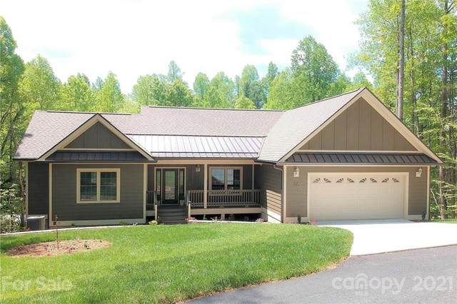 105 Drake Mountain Lane, Hendersonville, NC 28739 (#3719590) :: Keller Williams Professionals