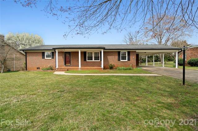 609 N Carolina Avenue, Statesville, NC 28677 (#3720056) :: Scarlett Property Group