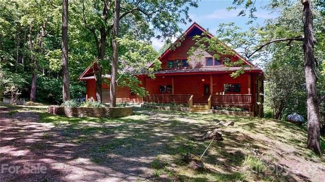 390 Barnet Mountain Drive, Marshall, NC 28753 (#3720097) :: Modern Mountain Real Estate