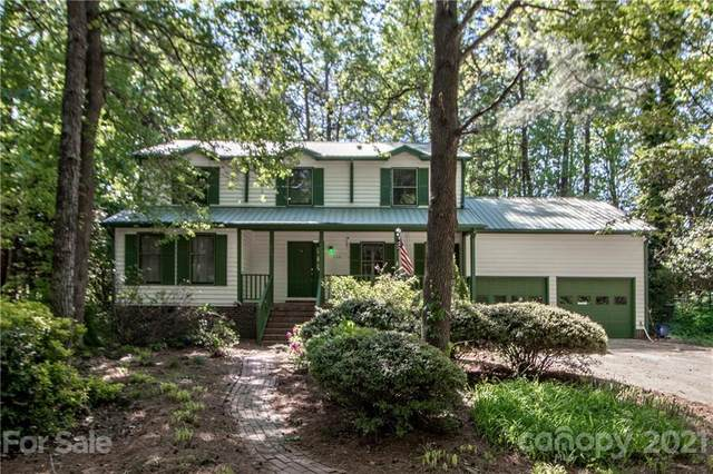 608 Woodberry Drive #5, Mooresville, NC 28115 (#3720107) :: The Ordan Reider Group at Allen Tate