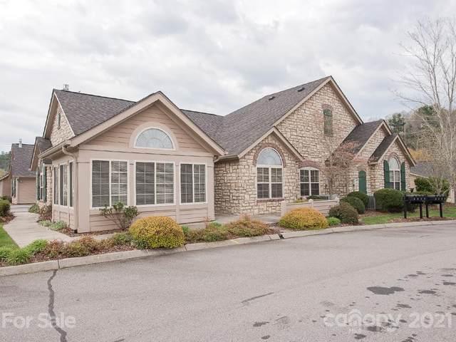 90 Mountain Meadow Circle U33, Weaverville, NC 28787 (#3720172) :: Keller Williams Professionals