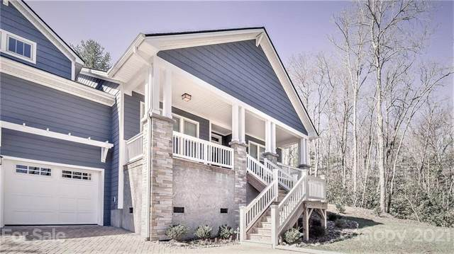143 Long Tail Lane, Hendersonville, NC 28739 (#3720667) :: Home and Key Realty