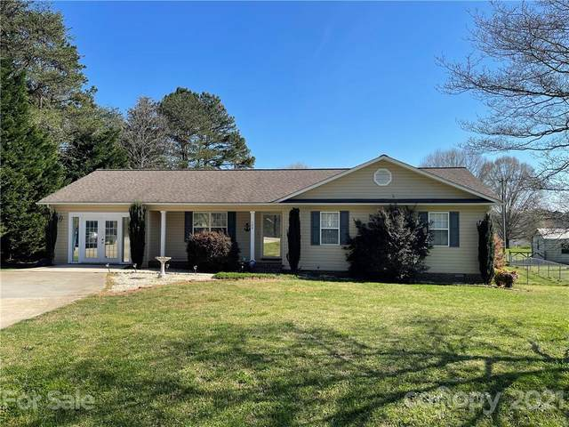 124 Starnes Lane, Taylorsville, NC 28681 (#3720702) :: The Premier Team at RE/MAX Executive Realty