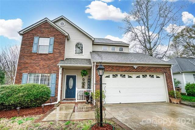 3501 Brooktree Lane, Indian Trail, NC 28079 (#3721087) :: The Ordan Reider Group at Allen Tate