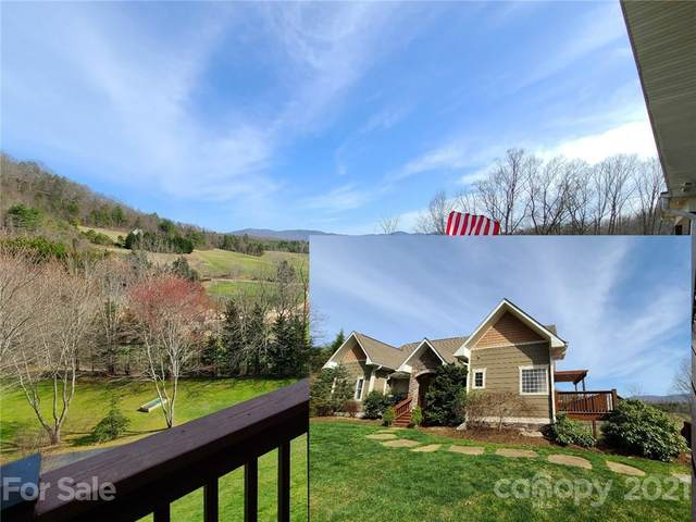 406 Inverness Drive, Waynesville, NC 28785 (#3721275) :: Rowena Patton's All-Star Powerhouse