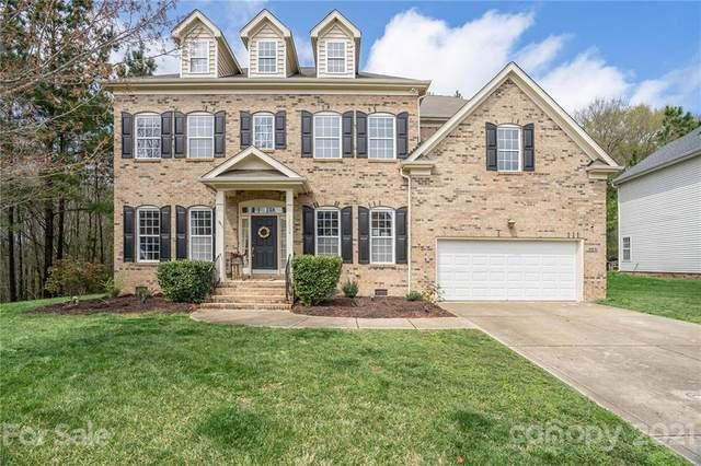 13634 Pacific Echo Drive, Charlotte, NC 28277 (#3721411) :: The Ordan Reider Group at Allen Tate