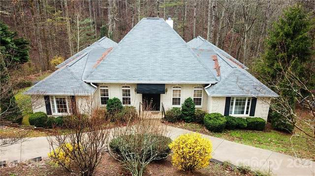 47 Mountain Lake Drive, Hendersonville, NC 28739 (#3722343) :: Bigach2Follow with Keller Williams Realty