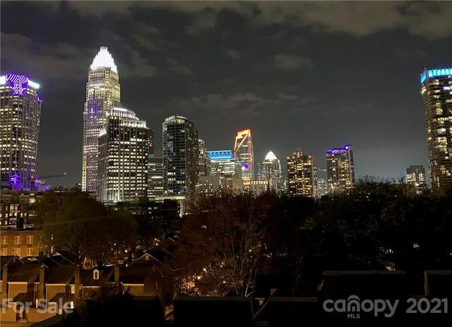 301 W 10th Street #506, Charlotte, NC 28202 (#3722397) :: Carlyle Properties