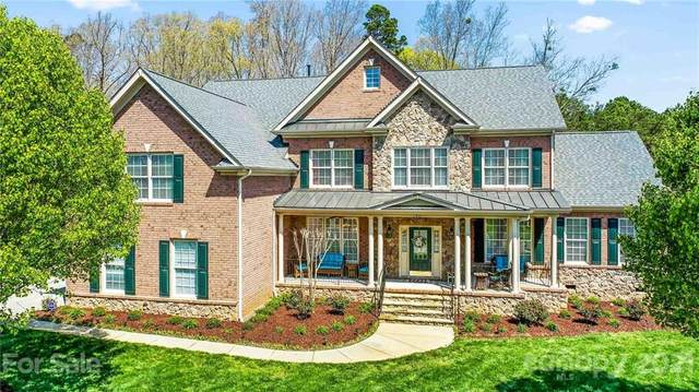 1021 Lake Forest Drive, Matthews, NC 28104 (#3722402) :: High Performance Real Estate Advisors