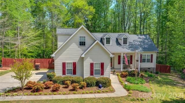 535 Hickory Wood Drive, Kannapolis, NC 28083 (#3722422) :: Austin Barnett Realty, LLC