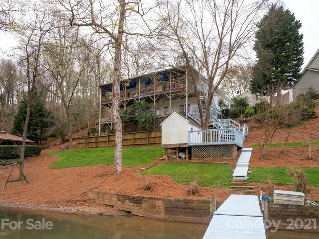 10402 Quiet Bay Court, Charlotte, NC 28278 (#3722710) :: High Performance Real Estate Advisors