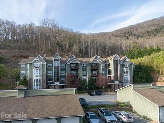 1000 Olde Eastwood Village Boulevard A308, Asheville, NC 28803 (#3722995) :: Keller Williams Professionals
