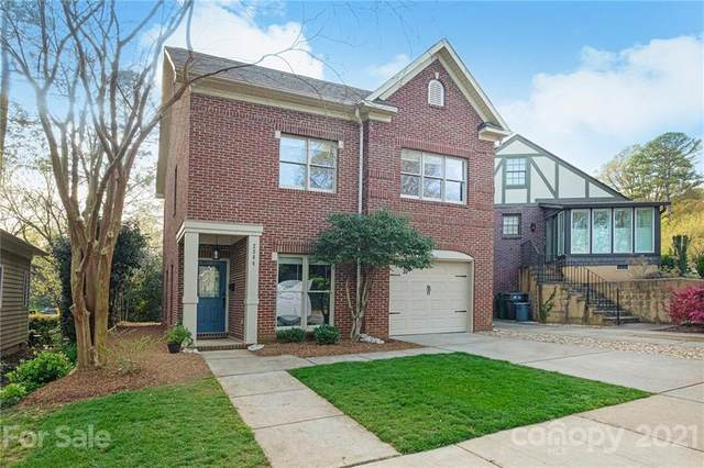 2304 Cumberland Avenue, Charlotte, NC 28203 (#3723054) :: LePage Johnson Realty Group, LLC