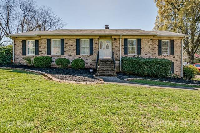 5428 Alpine Lane, Charlotte, NC 28269 (#3723130) :: MartinGroup Properties