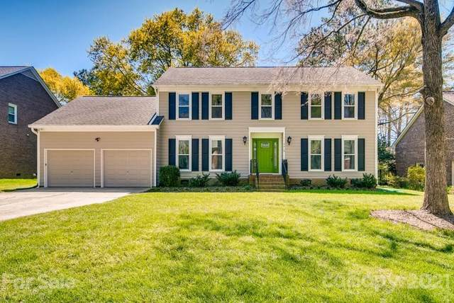 4418 Asherton Drive, Charlotte, NC 28226 (#3723499) :: High Performance Real Estate Advisors