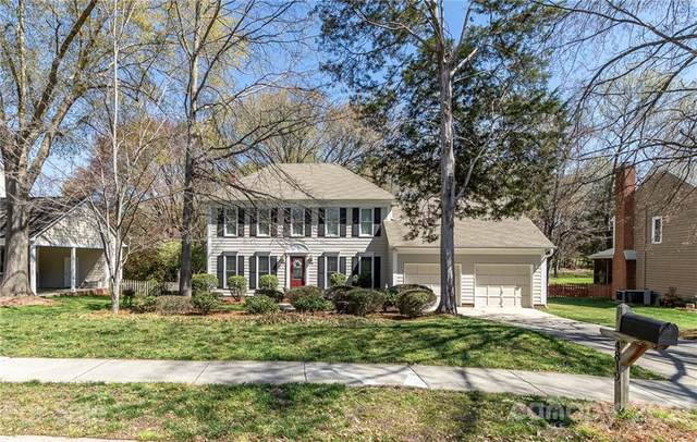 4819 Meadowridge Drive, Charlotte, NC 28226 (#3723548) :: Keller Williams South Park