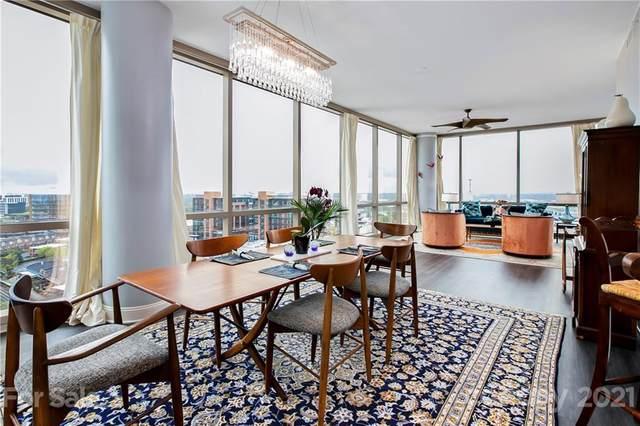 315 Arlington Avenue #1704, Charlotte, NC 28203 (#3723570) :: High Performance Real Estate Advisors