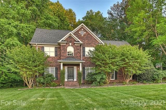 2045 Caernarfon Lane, Matthews, NC 28104 (#3723663) :: Carolina Real Estate Experts