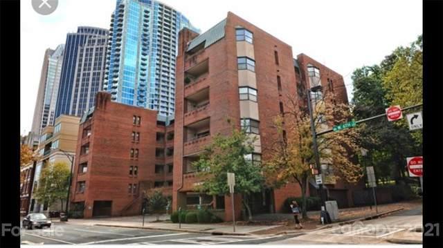 224 Poplar Street #12, Charlotte, NC 28202 (#3723767) :: Carlyle Properties
