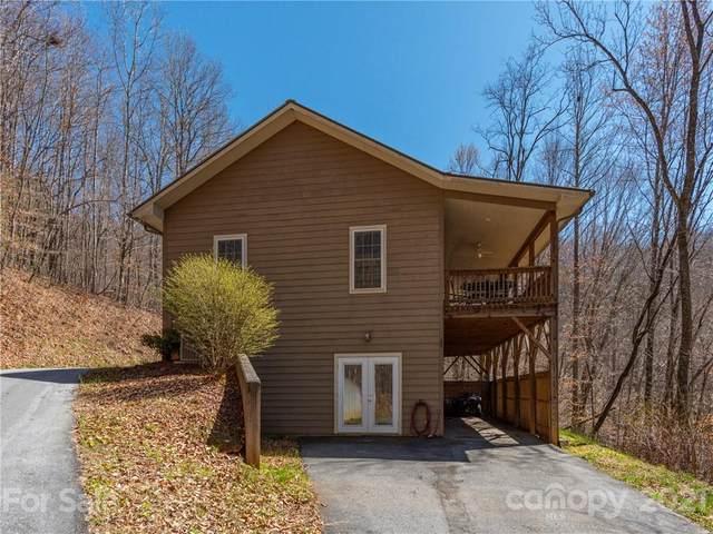 411 Scarlett Ridge, Sylva, NC 28779 (#3724240) :: Stephen Cooley Real Estate Group