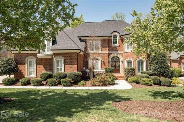 9815 Coley Drive, Huntersville, NC 28078 (#3724563) :: LePage Johnson Realty Group, LLC