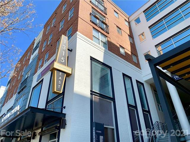 1315 East Boulevard #503, Charlotte, NC 28203 (#3724663) :: LePage Johnson Realty Group, LLC