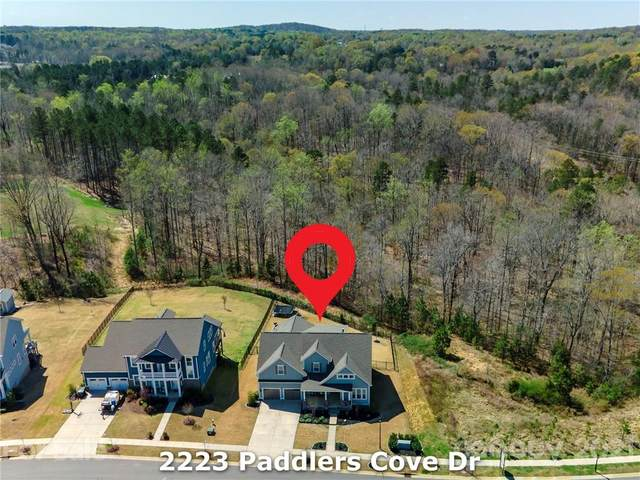 2223 Paddlers Cove Drive, Clover, SC 29710 (#3724699) :: The Allen Team
