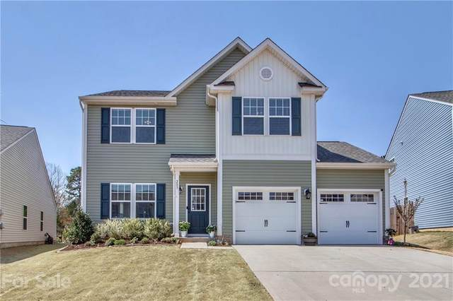 203 Fesperman Circle, Troutman, NC 28166 (#3724831) :: Keller Williams South Park