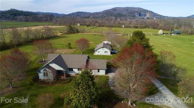 1755 Everett Road, Pisgah Forest, NC 28768 (#3725116) :: LePage Johnson Realty Group, LLC