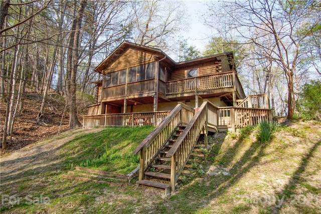 552 Whitney Boulevard, Lake Lure, NC 28746 (#3725228) :: Stephen Cooley Real Estate Group